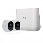 Hot New Security and Surveillance Deals Arlo Pro 2 – Wireless Home Security Camera System   Rechargeable, Night vision, Indoor/Outdoor 1080p   2 camera kit (VMS4230P)