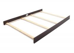 Hot New Baby Nursery Furniture Deals Babi Italia Crib Full Size Conversion Kit Bed Rails for Hamilton & Middleton Cribs with 4 Slats – Dark Roast