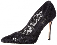 Hot New Ladies Designer Shoe Deals For Less $65.06 Badgley Mischka Women's Veronica Pump