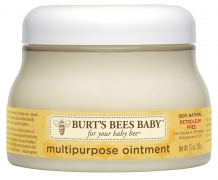 Hot New Baby Care Deals $6.74 Burt's Bees Baby 100% Natural Multipurpose Ointment, Face & Body Baby Ointment – 7.5 Ounce Tub