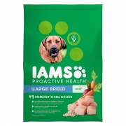 Hot New Pet Products $29.94 Iams Proactive Health Large Breed Adult Dry Dog Food – Chicken