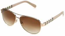 Hot New Designer Sunglasses Deals $76.59 Kate Spade Women's Dalia Aviator Sunglasses