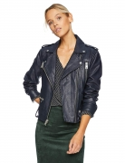 Hot New Women Leather Jacket Deals $79.99 Levi's Women's Contemporary Asymmetrical Motorcycle Jacket