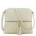 Hot New Designer Handbag Deals $11.50 Lightweight Medium Crossbody Bag with Tassel