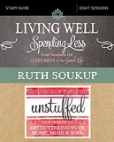 Living Well Spending Less Deals $7.99 Living Well, Spending Less / Unstuffed Study Guide: Eight Weeks to Redefining the Good Life and Living It