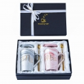 Hot New Wedding Gift Deals $28.98 Mr and Mrs Coffee Mugs – Wedding Gift – Mr and Mrs Mugs Set – for Bride and Groom – Gift for Bridal Shower Engagement Wedding and Married Couples Anniversary -Ceramic Marble Cups 14 oz