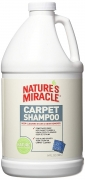 Hot New Pet Products $5.50 Nature's Miracle Stain and Odor Remover Carpet Shampoo