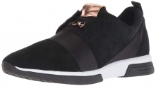 Hot New Ladies Designer Shoe Deals For Less $43.80 Ted Baker Women's Cepa Sneaker
