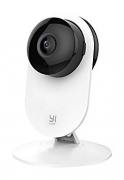 Hot New Security and Surveillance Deals YI 1080p Home Camera, Indoor IP Security Surveillance System Night Vision Home/Office / Baby/Nanny / Pet Monitor iOS, Android App – Cloud Service Available